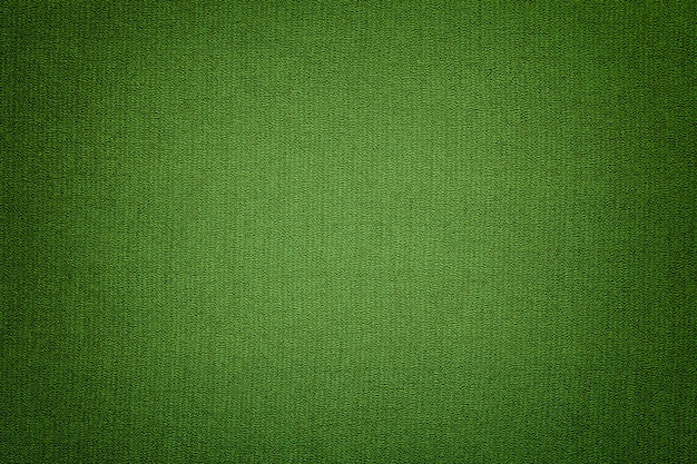 Dark green background from a textile material with wicker pattern, closeup. Premium Photo