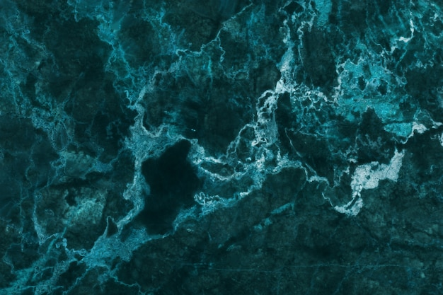Dark Green Marble Texture Background Of Natural Tiles Stone