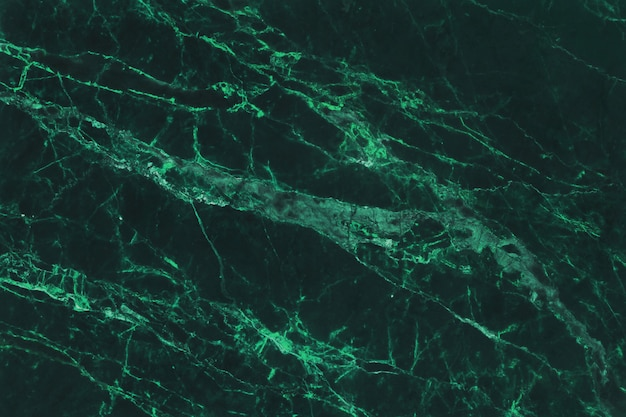 Dark green marble texture background with high resolution Premium Photo