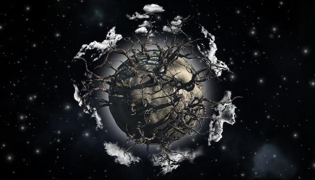 dark planet photo free download