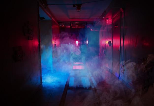 Тёмная комната Premium Фотографии