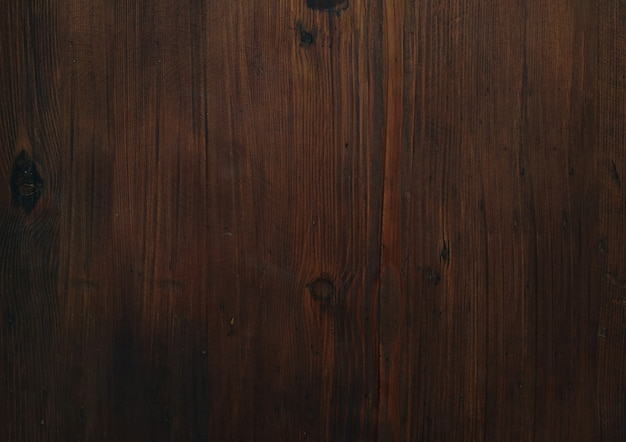 어두운 나무 질감 표면 무료 사진
