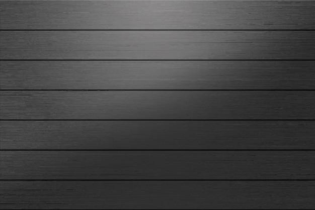 Темная деревянная поверхность стены Premium Фотографии
