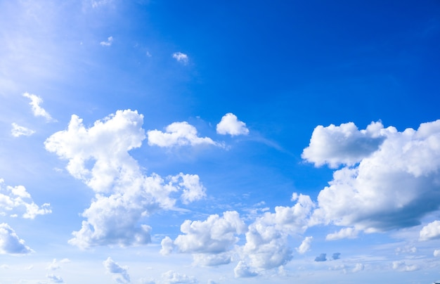 daylight and clouds in the blue sky photo premium download