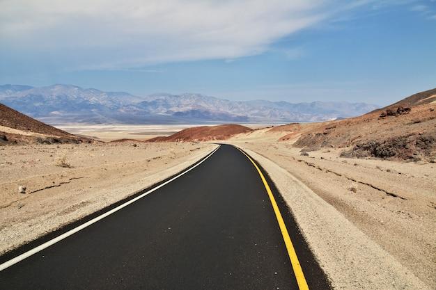 Death valley in california, usa Premium Photo