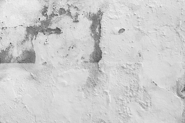Ветхие белый бетонная стена Бесплатные Фотографии