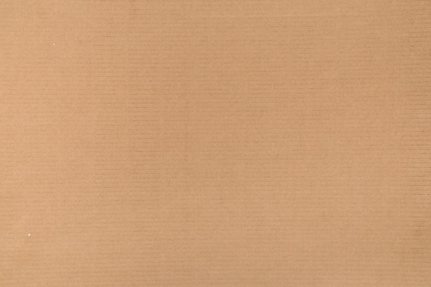 Decorative background of brown cardboard Free Photo