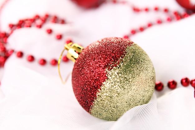 Decorative christmas ball Free Photo