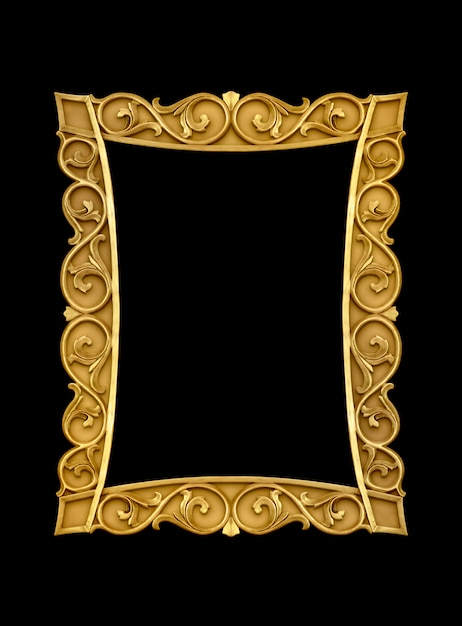 Decorative picture frame Premium Photo