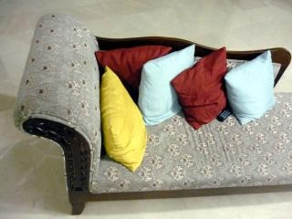 Deewan with Cushions