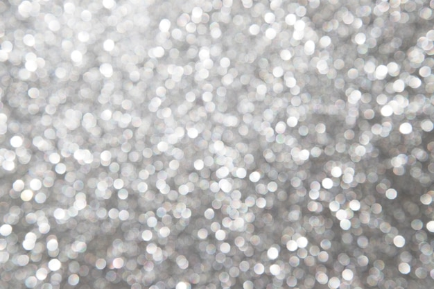 Defocused abstract silver background Free Photo