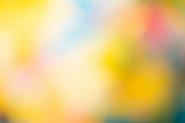 Defocused background with many colors Free Photo