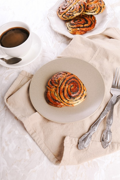 Delicious buns Free Photo