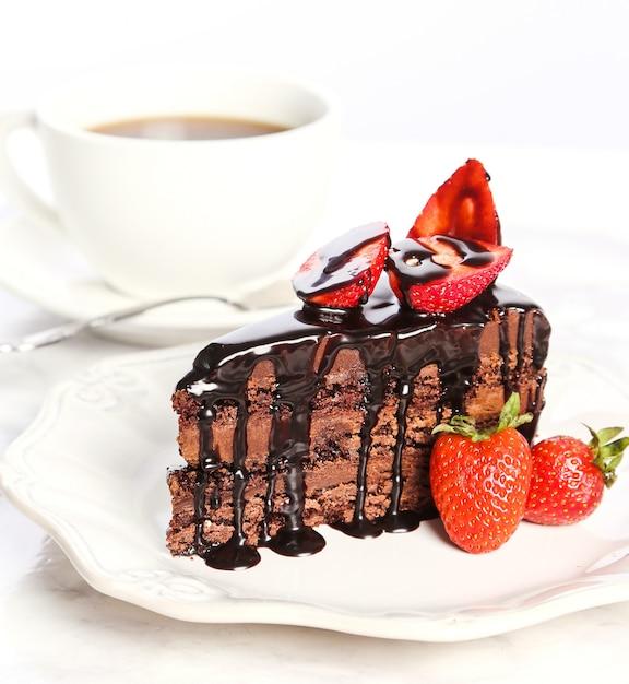 Torta deliziosa Foto Gratuite