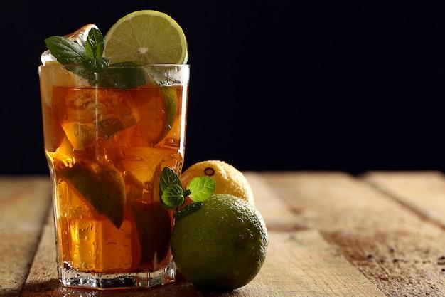 Вкусный чай со льдом Бесплатные Фотографии