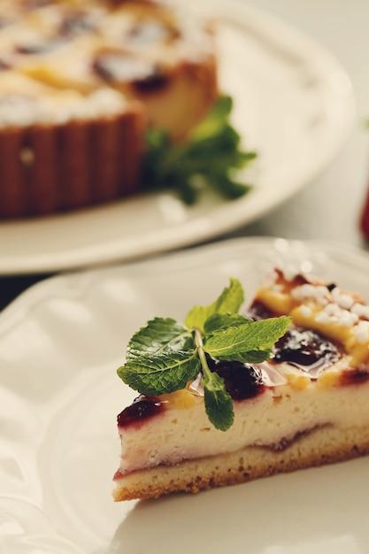 Вкусный пирог Бесплатные Фотографии