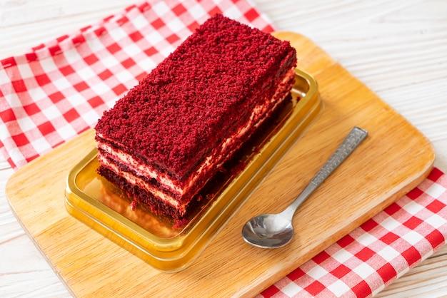 ベルベット ケーキ