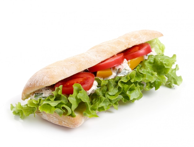 Delicious sandwich Free Photo