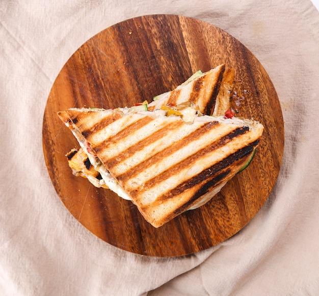 Вкусный бутерброд Бесплатные Фотографии