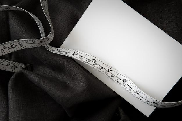 Designer clothes custom made craftman suit tailor Premium Photo