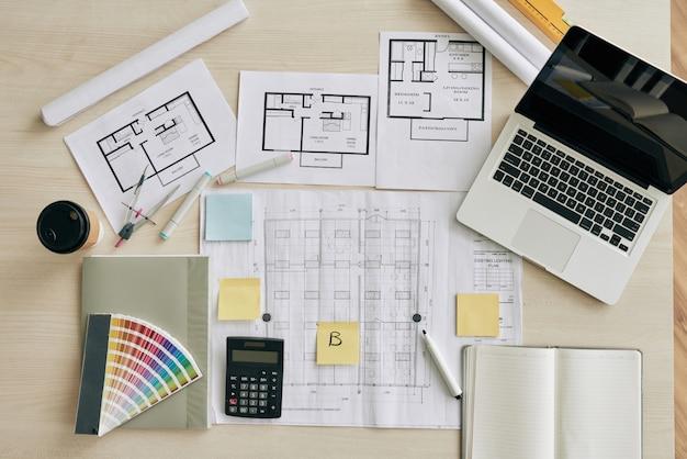 Дизайнерский стол Бесплатные Фотографии