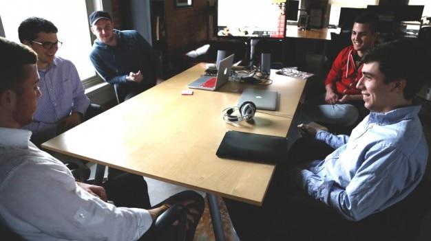 Designers meeting Free Photo