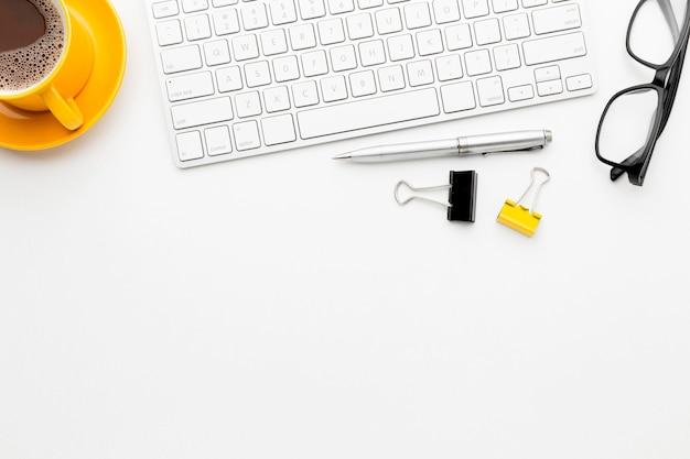 Рамка стола с клавиатурой Бесплатные Фотографии