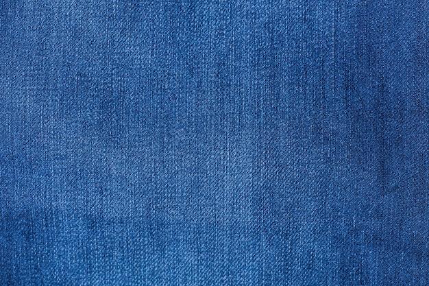 Detail of  blue jeans Premium Photo