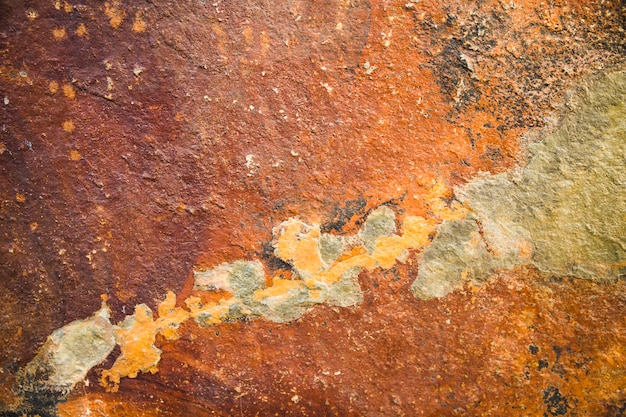 Detail of rustic stone texture Free Photo