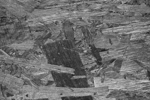 Fondo in legno bianco e nero dettagliato Foto Gratuite