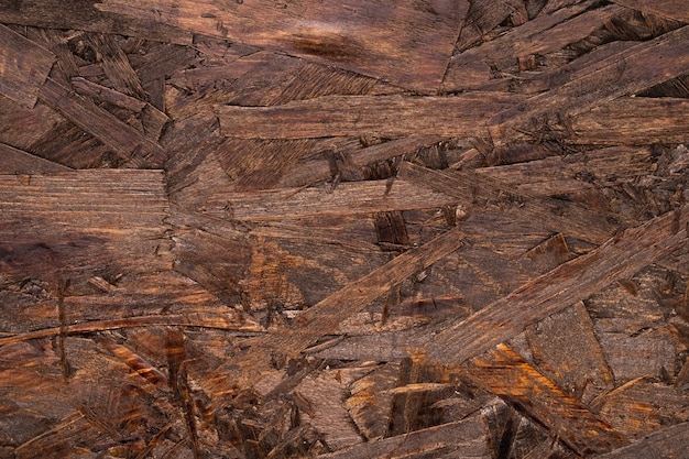 Detailed brown wooden surface Free Photo