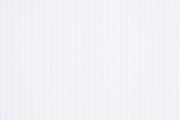 Детализированная текстура линованной бумаги Premium Фотографии