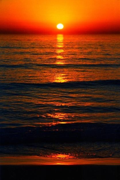 Diego san sunset Free Photo