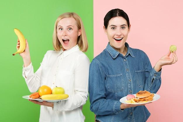Dieta. concetto di dieta. cibo salutare. Foto Gratuite