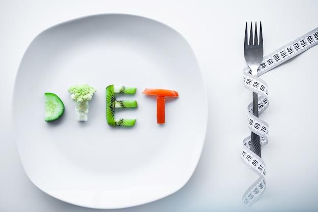 Diet or weight control concep Premium Photo