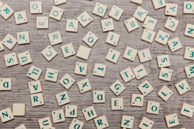 Different letters Free Photo