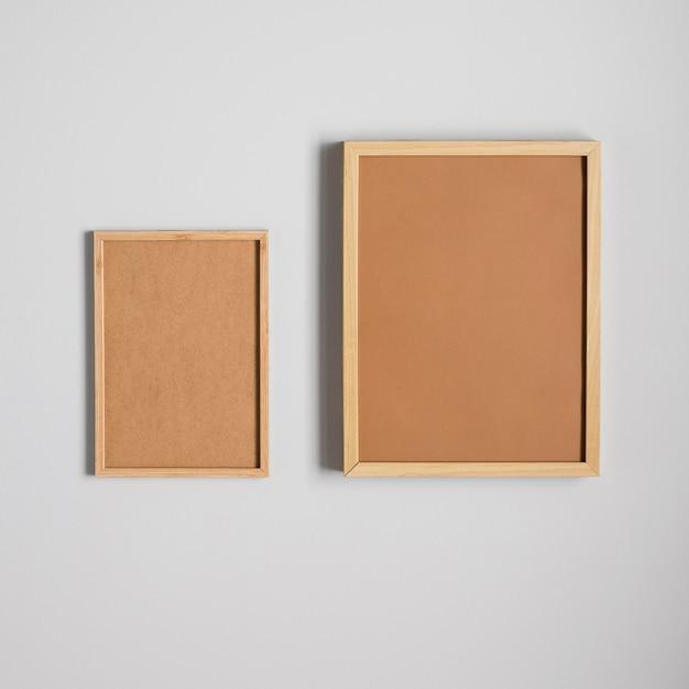Фоторамки разных размеров на стену Бесплатные Фотографии
