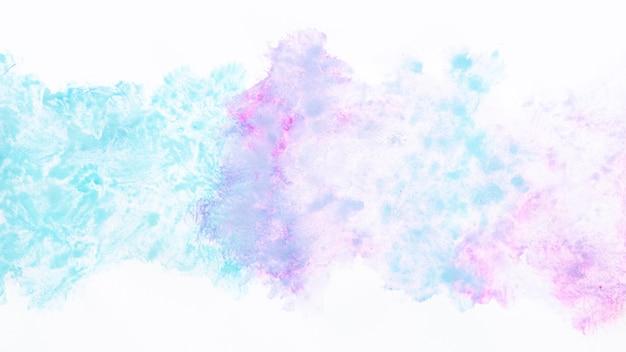Diffusi motivi ad acquerelli freddi Foto Gratuite
