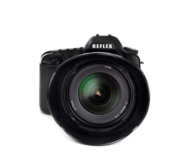 Digital photo camera Premium Photo