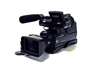 Digital video camera, creativity Free Photo