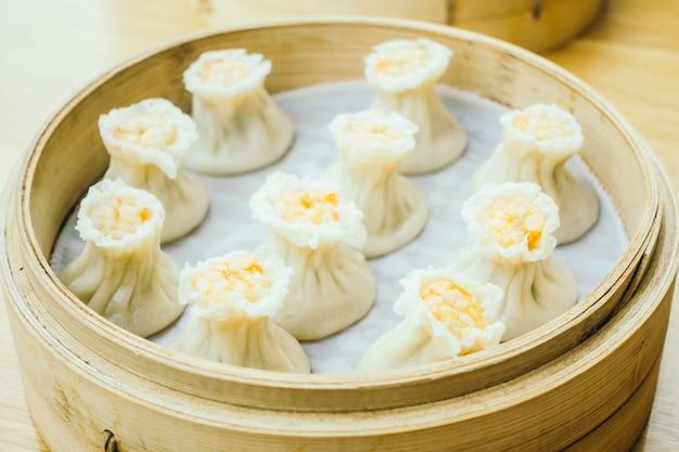 Dim sum dumpling Free Photo