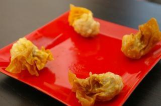 Dim sum dumplings Free Photo