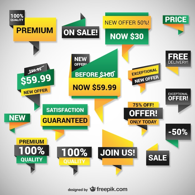 Discount Banner Psd Discount Web Banners
