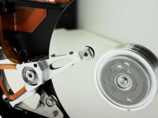 ハードディスクドライブは、単一のdiskdrive 無料写真