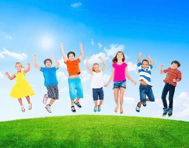 Diverse diversity ethnic ethnicity variation unity togetherness concept Premium Photo