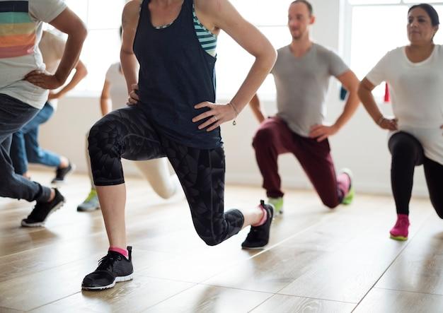 Фитнес совремеенное оздоровительное направление
