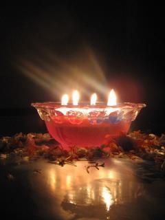 Diwali Lights Free Photo