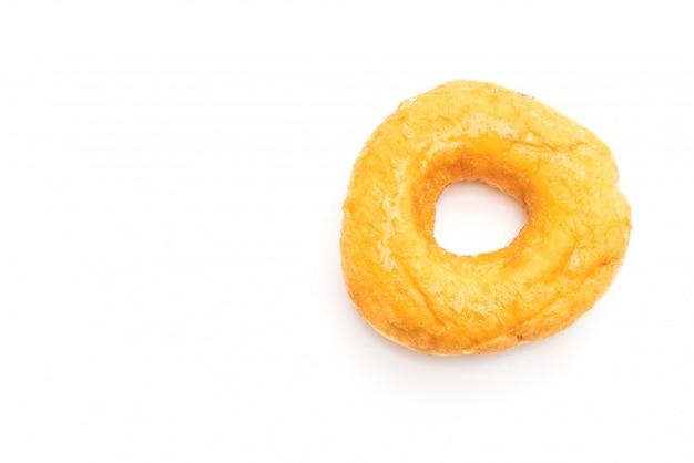 Donut isolated on white Premium Photo