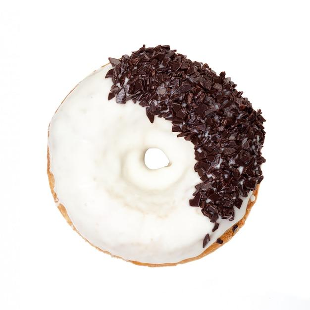Donut isolated Premium Photo