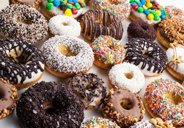 Donuts Premium Photo